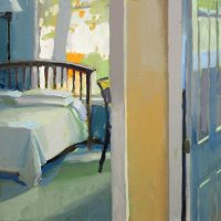 "Carole Rabe ""Early Fall Afternoon"""