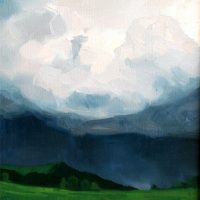 Storm Cloud Study