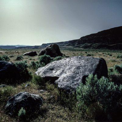 Newspaper Rock, Idaho