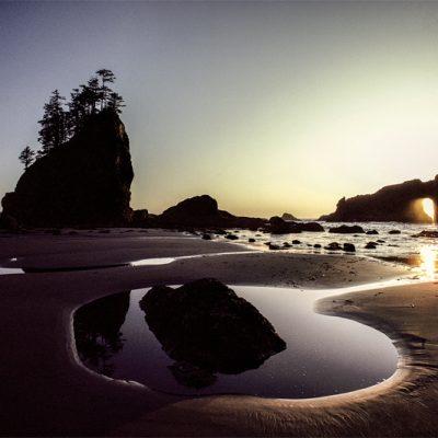 Sea Stacks, Washington