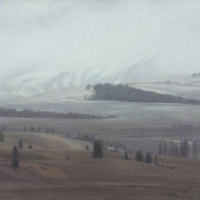 First Snowfall, Electric Peak