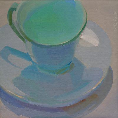 Blue Green Glow #2