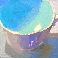 Blue Green Shadow