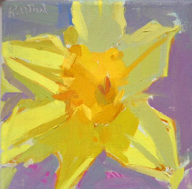 Daffodil Series #1