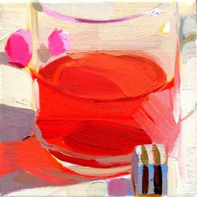 Raspberry Tea and Allsorts