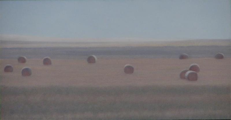 Round Bales, 6AM