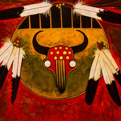 Buffalo Gathering Shield