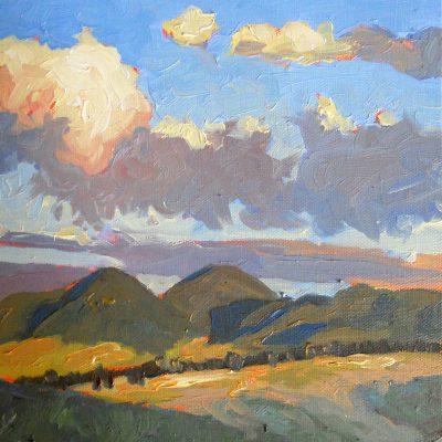 MT Ellis Clouds