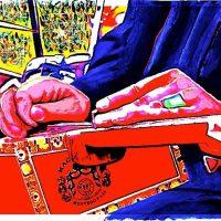 Robert Gold - Rick's Hands