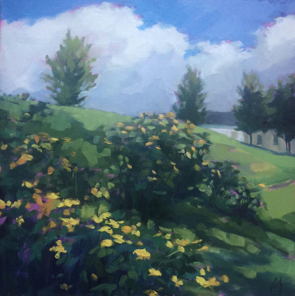 Margaret Gerding - Vermont Blooms