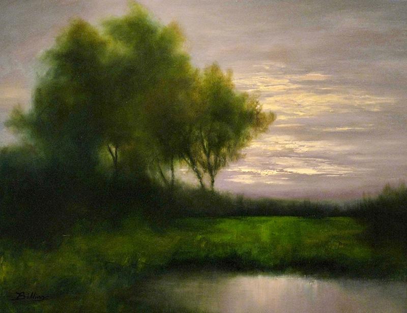 Evening's Approach