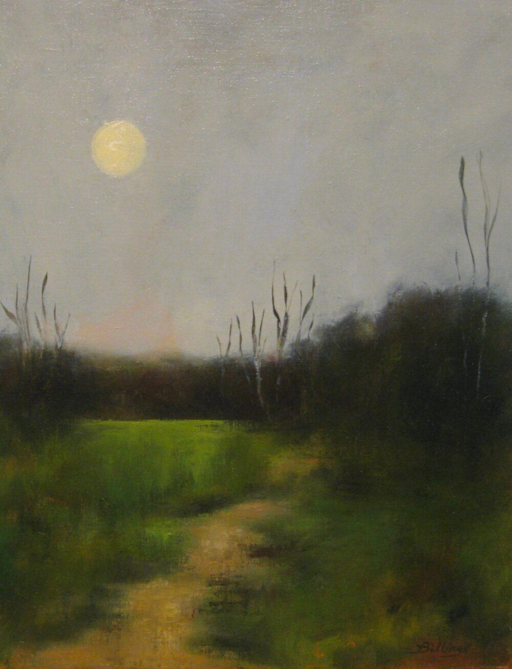 Penny Billings Moonlit Path