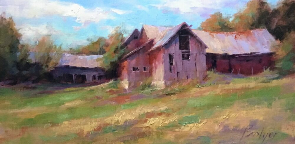 Joe Bolger - Autumn Barn