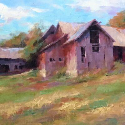 Joe Bolger - Autumn Barn