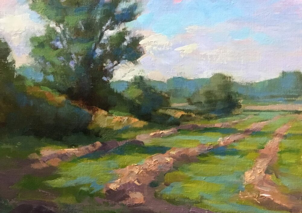 Joe Bolger - New Mown Hay
