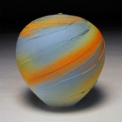 Nicholas Bernard - Blue Green Swirl
