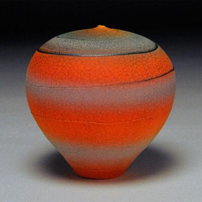 Nicholas Bernard - Red Spiral
