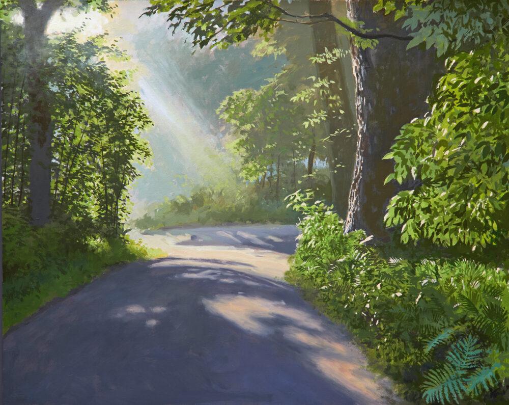 William B. Hoyt - Morning Sunlight