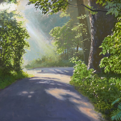 William B. Hoyt - Morning Sunlight