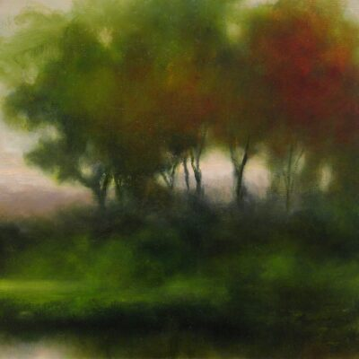 Penny Billings - Autumn Grove at Twilight