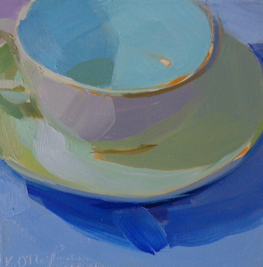 Karen O'Neil - Planes of Blue