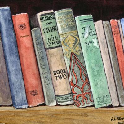 Helen Rietz - Reading and Living