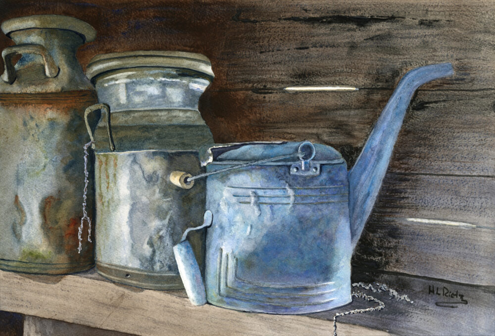 Helen Rietz - Watering Can