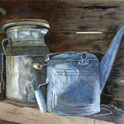 Helen Rietz - Watering Can