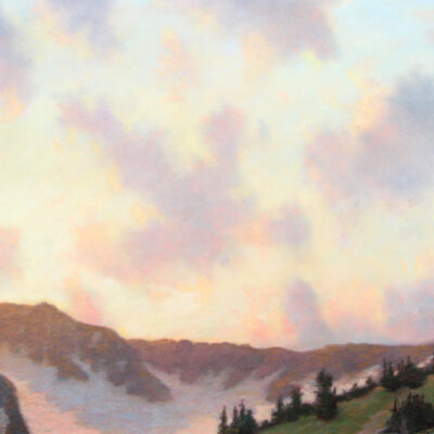 Bruce Park - Bridger Sunset