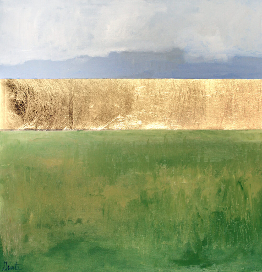 Ellen Granter - Gold Ocean No. 22