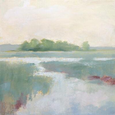 Ellen Granter - Spring Island View