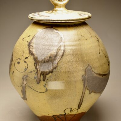 Josh DeWeese - Medium Lidded Jar