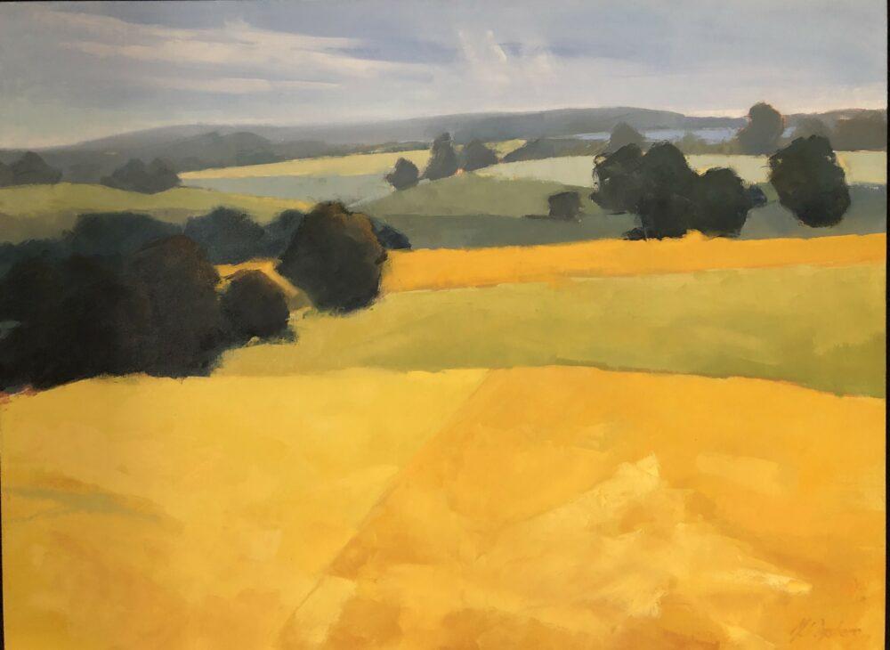 Molly Wensberg - Reverberating Fields