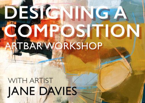 Jane Davies Art Bar header