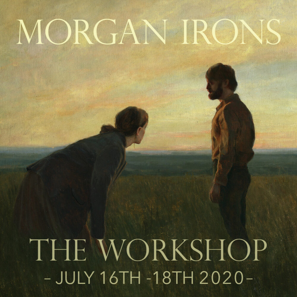 Morgan Irons - The Workshop
