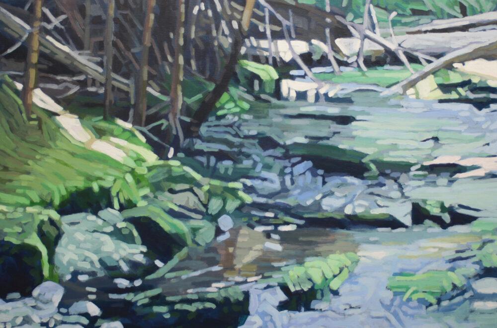 Liz Hoag - Still Water