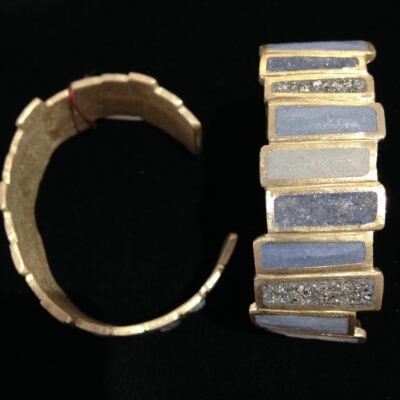 David Urso - Ladder Cuff Blue
