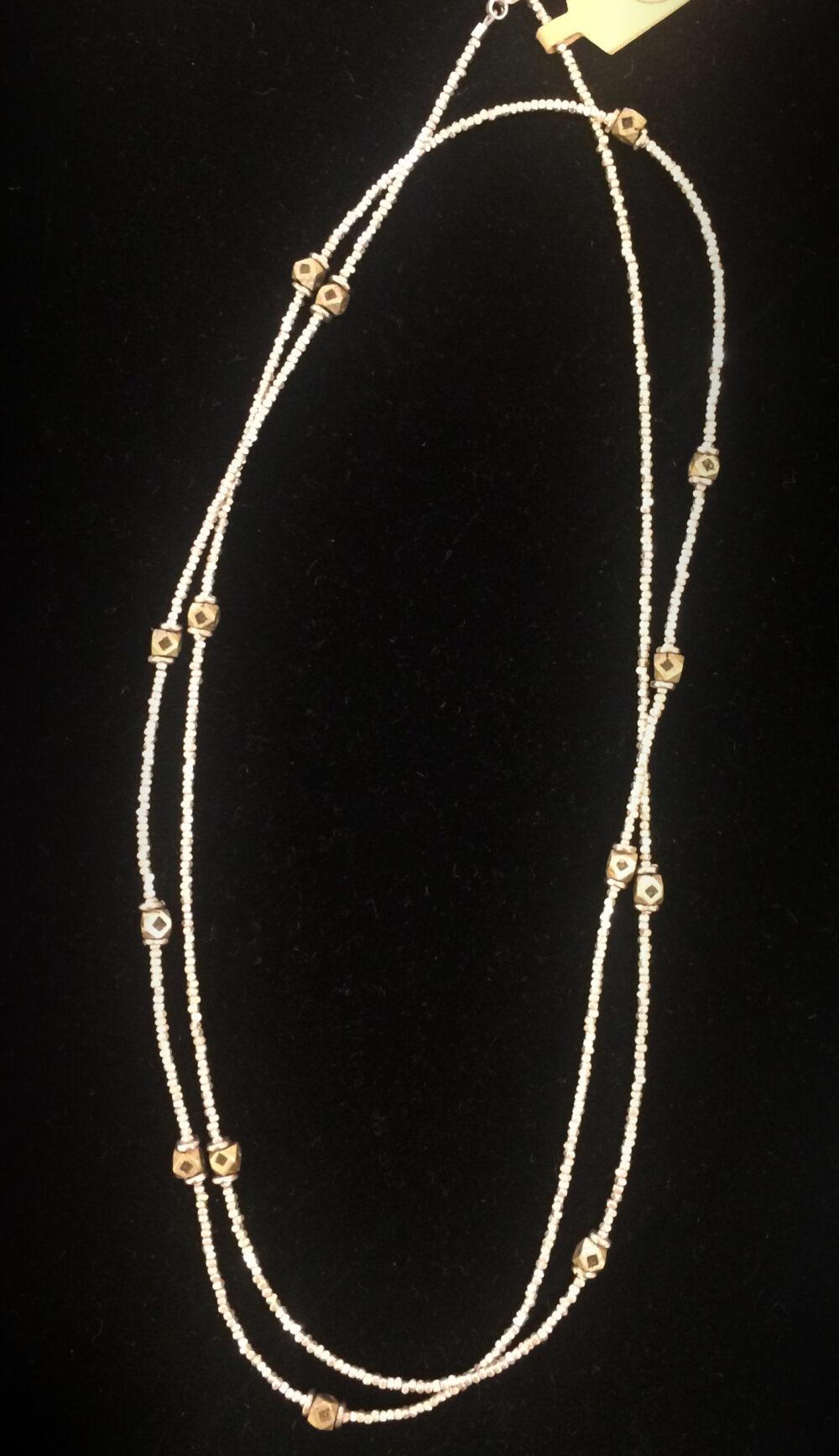Saskia Devries - Tiny Tuareg Necklace