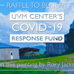 UVM Raffle Event page picture