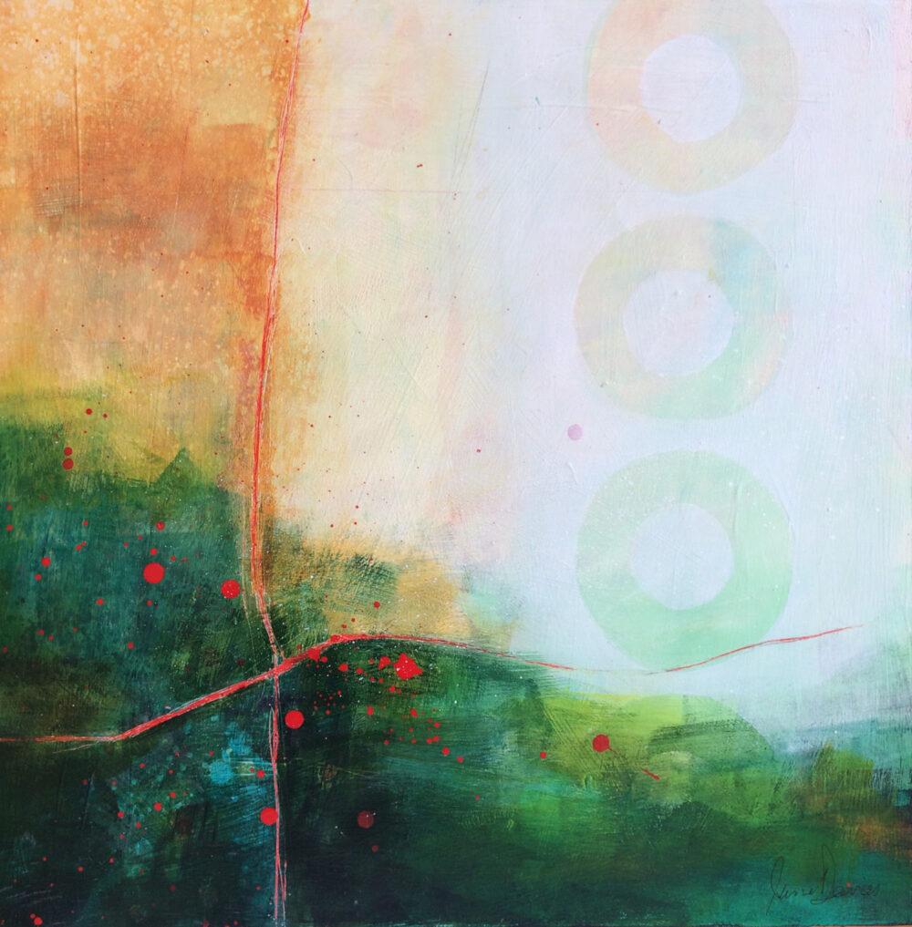 Jane Davies - Coastal Blues #1