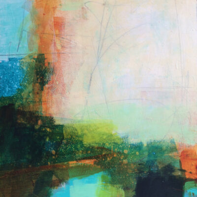 Jane Davies - Coastal Blues #2