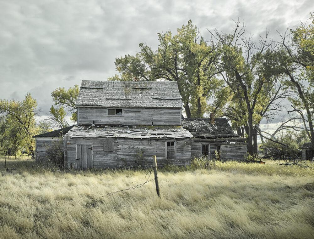 Jim Westphalen - Abandon Farmhouse