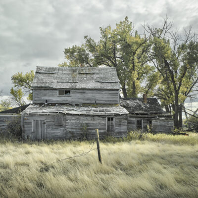 Jim Westphalen - Abandon Farmhouse