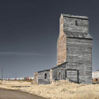 Jim Westphalen - Box Elder Grain Elevator II