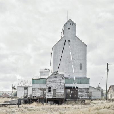 Jim Westphalen - Grain Elevator at Wilsall