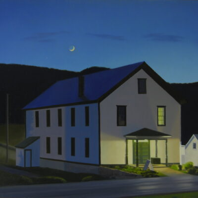 Kathleen Kolb - Village Evening