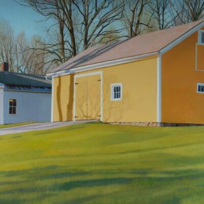 Kathleen Kolb - Yellow Barn Spring