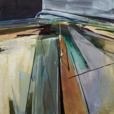 Sara Katz - Misty Ground