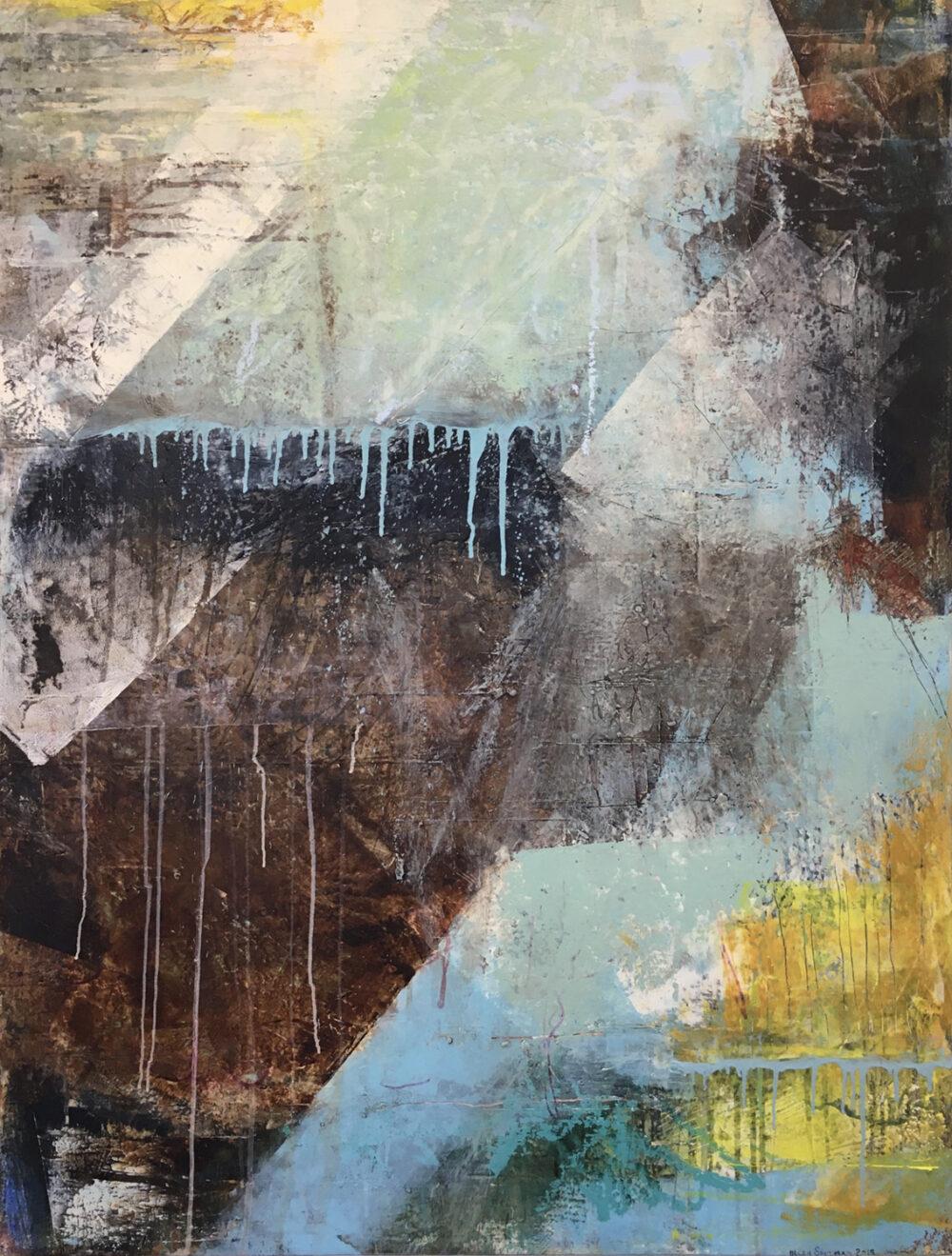 Helen Shulman - Cliff Dwellings
