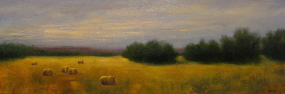 Penny Billings - Hay Field
